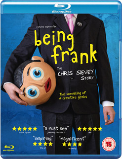 Being Frank - The Chris Sievey Story (Normal) [Blu-ray]