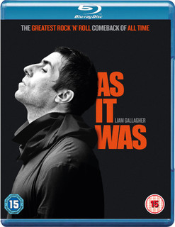 Liam Gallagher: As It Was (Normal) [Blu-ray]
