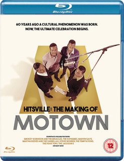 Hitsville - The Making of Motown (Normal) [Blu-ray]