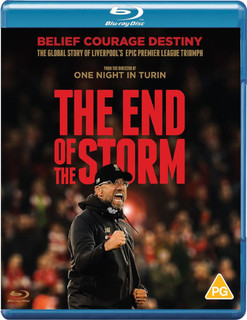 The End of the Storm (Normal) [Blu-ray]