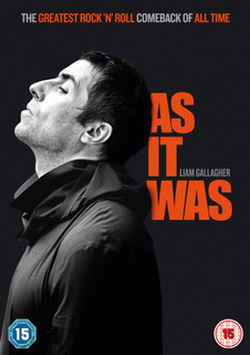 Liam Gallagher: As It Was (Normal) [DVD]