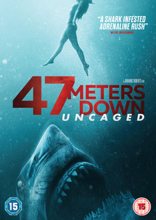 47 Metres Down: Uncaged (2019) (Normal) [DVD] [DVD / Normal]