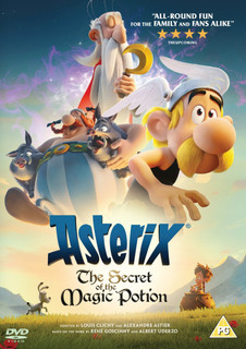 Asterix: The Secret of the Magic Potion (2018) (Normal) [DVD]