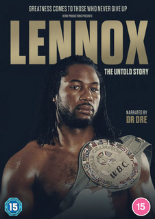 Lennox: The Untold Story (Normal) [DVD]