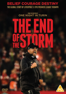 The End of the Storm (Normal) [DVD]
