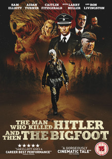 The Man Who Killed Hitler and Then the Bigfoot (2018) (Normal) [DVD] [DVD / Normal]
