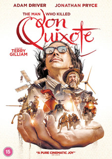 The Man Who Killed Don Quixote (2018) (Normal) [DVD]