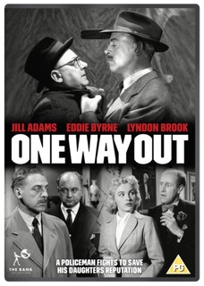 One Way Out (1955) (Normal) [DVD] [DVD / Normal]