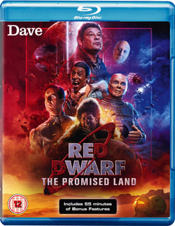 Red Dwarf: The Promised Land (2020) (Normal) [Blu-ray] [Blu-ray / Normal]