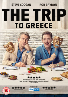 The Trip to Greece (2020) (Normal) [DVD]