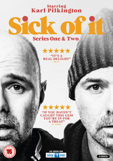 Sick of It: Series One & Two (2020) (Normal) [DVD]