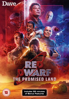 Red Dwarf: The Promised Land (2020) (Normal) [DVD] [DVD / Normal]