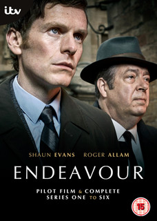 Endeavour: Complete Series One to Six (2019) (Box Set) [DVD] [DVD / Box Set]