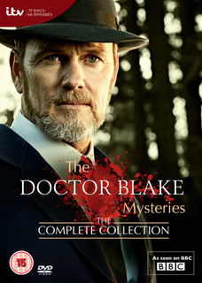 The Doctor Blake Mysteries: The Complete Collection (2017) (Box Set) [DVD] [DVD / Box Set]