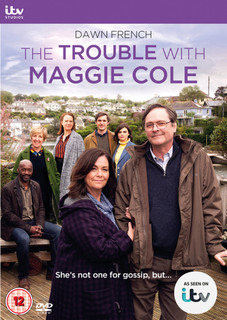 The Trouble With Maggie Cole (2020) (Normal) [DVD] [DVD / Normal]