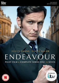 Endeavour: Complete Series One to Seven (2020) (Box Set) [DVD] [DVD / Box Set]