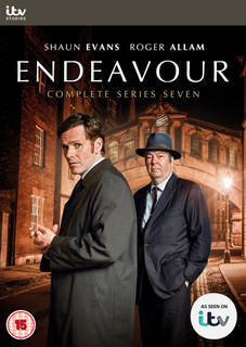 Endeavour: Complete Series Seven (2020) (Normal) [DVD] [DVD / Normal]