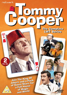Tommy Cooper: The Complete LWT Series (1971) (Normal) [DVD] [DVD / Normal]