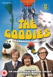 The Goodies: The Complete Collection (1982) (Box Set) [DVD] [DVD / Box Set]