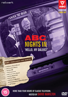 ABC Nights In: Hello, My Daleks! (1966) (Normal) [DVD] [DVD / Normal]