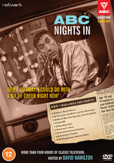 ABC Nights In: Don't Go Away, I Could Do With a Bit of a Cheer... (1968) (Normal) [DVD] [DVD / Normal]