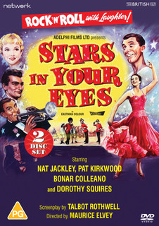 Stars in Your Eyes (Normal) [DVD]