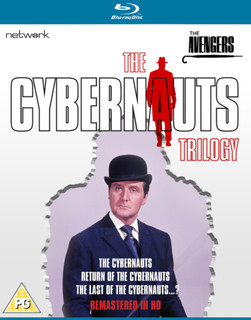 The Avengers: The Cybernauts Trilogy (1976) (Normal) [Blu-ray] [Blu-ray / Normal]