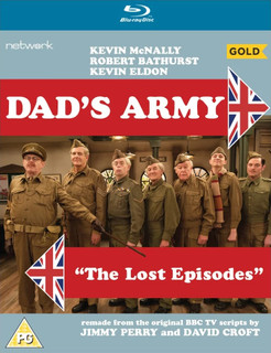 Dad's Army: The Lost Episodes (2019) (Normal) [Blu-ray]