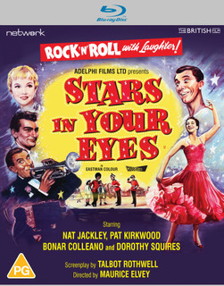 Stars in Your Eyes (Normal) [Blu-ray]