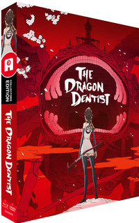 The Dragon Dentist (2017) (with DVD (Collector's Edition) - Double Play) [Blu-ray] [Blu-ray / with DVD (Collector's Edition) - Double Play]