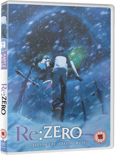 Re: Zero: Starting Life in Another World - Part 2 (2017) (Normal) [DVD] [DVD / Normal]