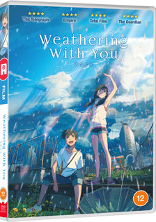 Weathering With You (2019) (Normal) [DVD] [DVD / Normal]