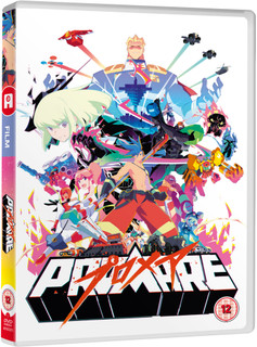 Promare (2019) (Normal) [DVD] [DVD / Normal]