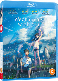 Weathering With You (2019) (Normal) [Blu-ray] [Blu-ray / Normal]