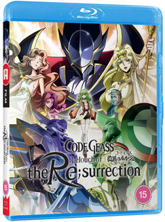 Code Geass: Lelouch of the Re;surrection (2019) (Normal) [Blu-ray] [Blu-ray / Normal]