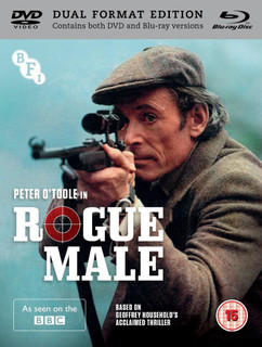 Rogue Male (1976) (with DVD - Double Play) [Blu-ray] [Blu-ray / with DVD - Double Play]