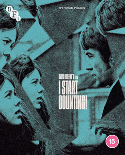 I Start Counting (Normal) [Blu-ray]
