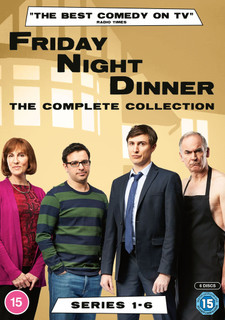 Friday Night Dinner: The Complete Collection - Series 1-6 (2020) (Box Set) [DVD] [DVD / Box Set]