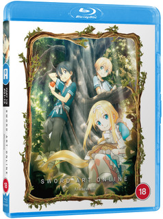 Sword Art Online: Alicization - Part One (2018) (Normal) [Blu-ray] [Blu-ray / Normal]