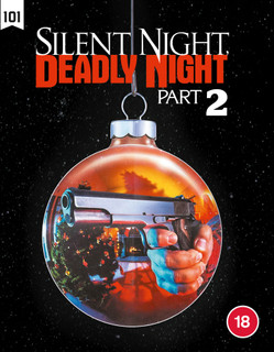 Silent Night, Deadly Night: Part 2 (1987) (Normal) [Blu-ray] [Blu-ray / Normal]