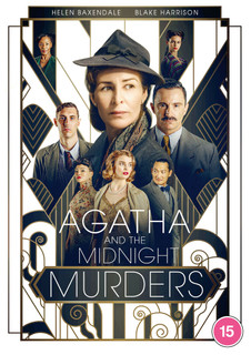 Agatha and the Midnight Murders (2020) (Normal) [DVD] [DVD / Normal]