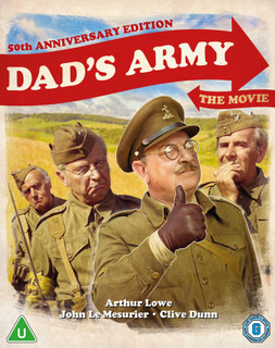 Dad's Army: The Movie (Normal) [Blu-ray]