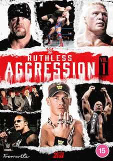 WWE: Ruthless Aggression (2020) (Normal) [DVD]