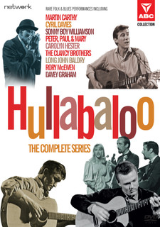 Hullabaloo: The Complete Series (Normal) [DVD]