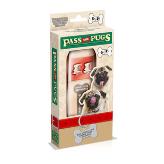 Pass the Pugs [Games]
