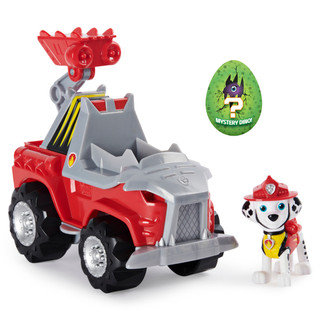 PAW PATROL DINO RESCUE -  Deluxe Vehicles Marshall [Toy]