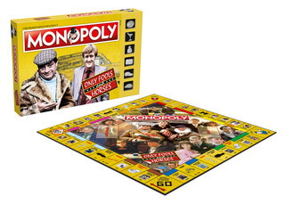 Only Fools and Horses Monopoly [Board Game]