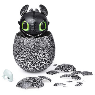 How To Train Your Dragon Interactive Hatching Toothless [Toy] [Toy]