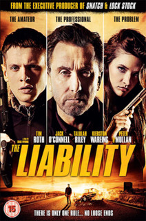 The Liability (2012) (Normal) [DVD]