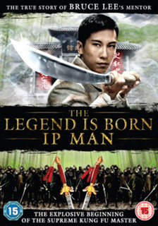 The Legend Is Born - Ip Man (2010) (Normal) [DVD]